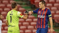 Newcastle Jets 2 - 1 Melbourne City FC