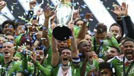Seattle Sounders FC 3 - 1 Toronto FC
