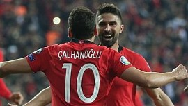 Turkey 4 - 0 Moldova
